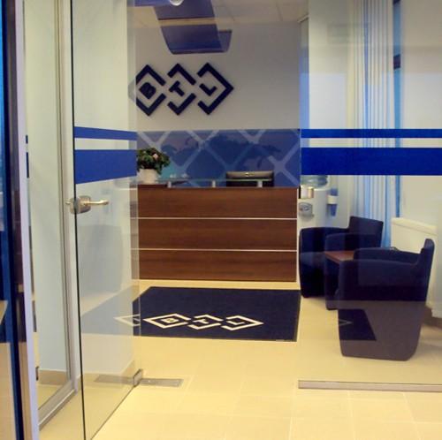 projekt biura BTL