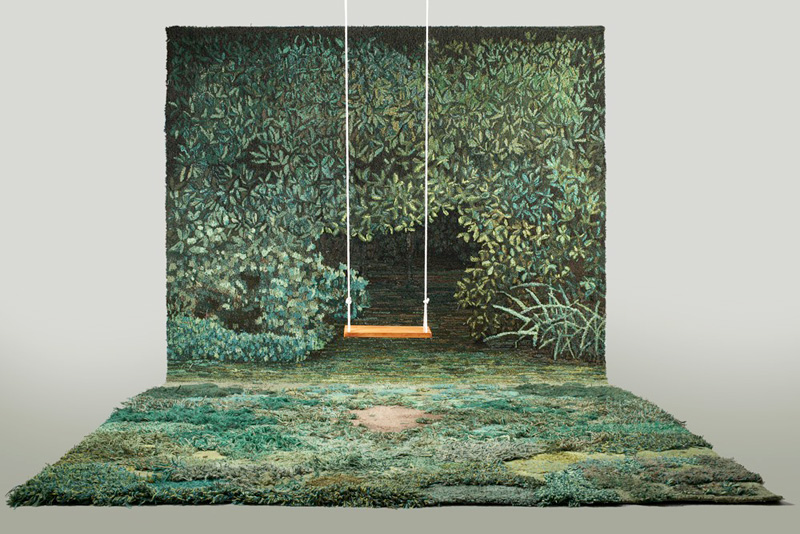 dywan we wnętrzach