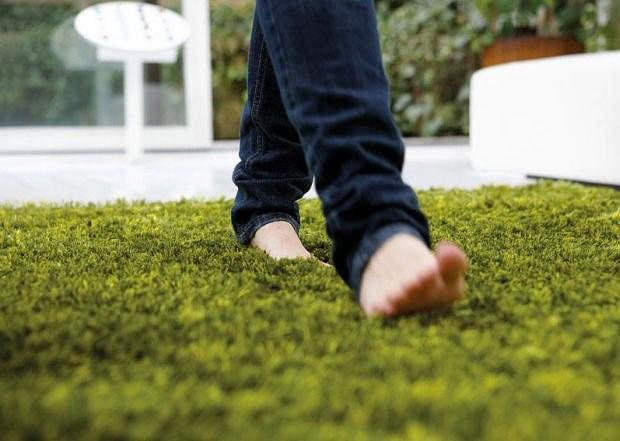 dywan jak naturalna trawa